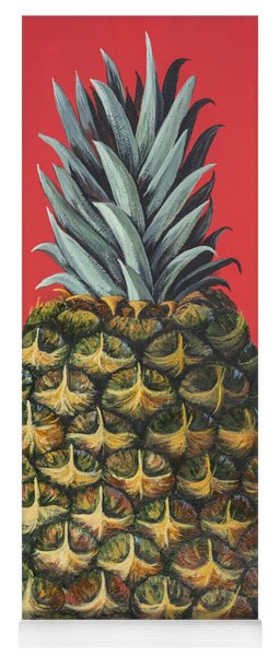 Maui Pineapple 2 Yoga Mat