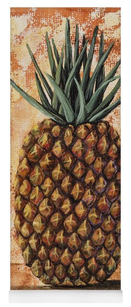 Maui Pineapple Yoga Mat