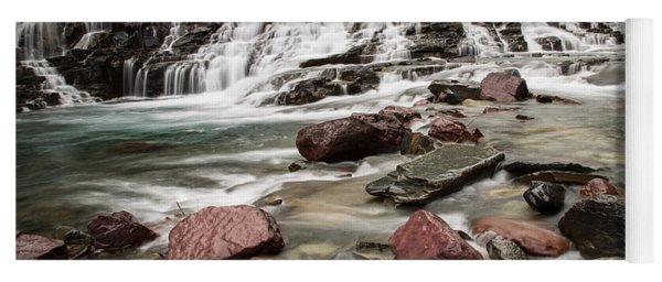 Mcdonald Creek Yoga Mat