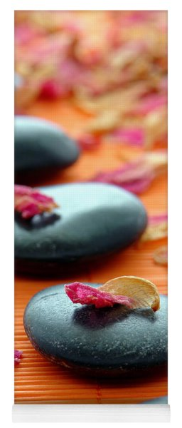 Meditation Zen Path Yoga Mat