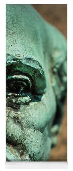 Memphis Elmwood Cemetery Monument - The Governor Yoga Mat