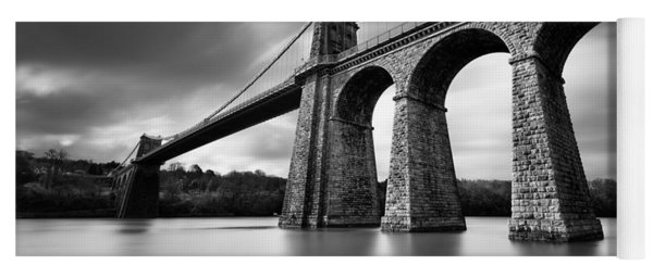 Menai Suspension Bridge Yoga Mat