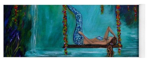 Mermaids Tranquility Yoga Mat