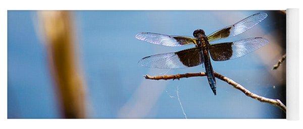 Merrill Creek Dragonfly Yoga Mat