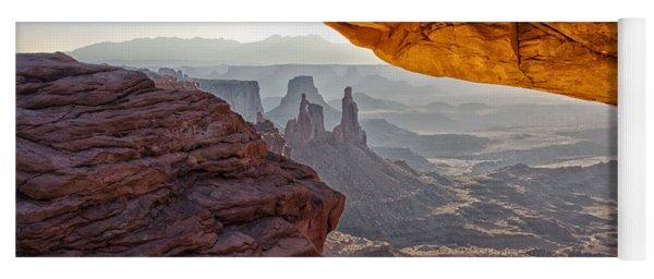 Mesa Arch Yoga Mat