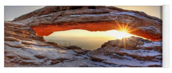 Mesa Sunburst Yoga Mat