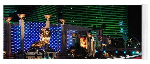 Mgm Grand Hotel And Casino Yoga Mat