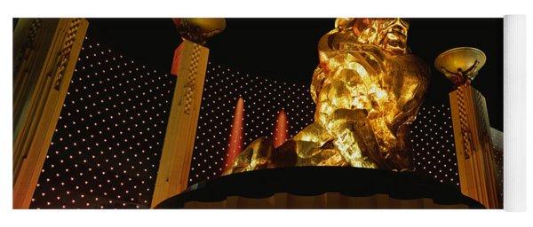 Mgm Grand Las Vegas Nv Yoga Mat