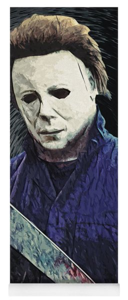 Michael Myers  Yoga Mat