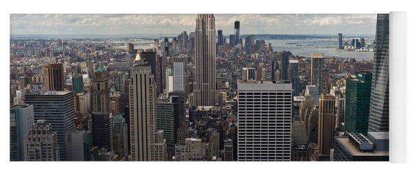 Midtown Manhattan Yoga Mat