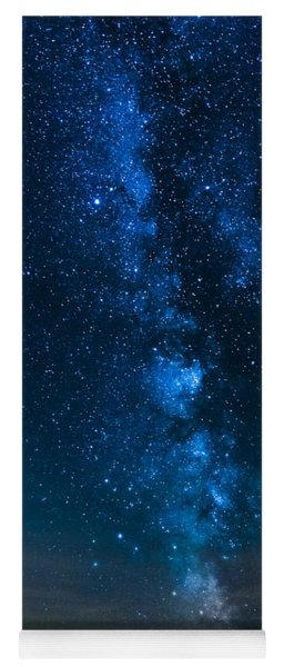 Milky Way Cherry Springs Yoga Mat