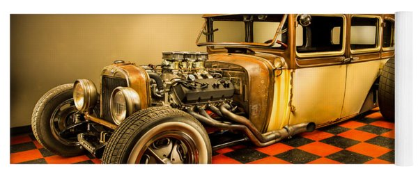 Millers Chop Shop 1929 Dodge Victory Six After Yoga Mat