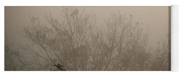 Misty Morning Yoga Mat