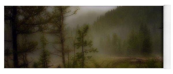Misty Mountain Yoga Mat