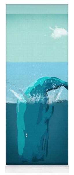 Moby Dick Yoga Mat