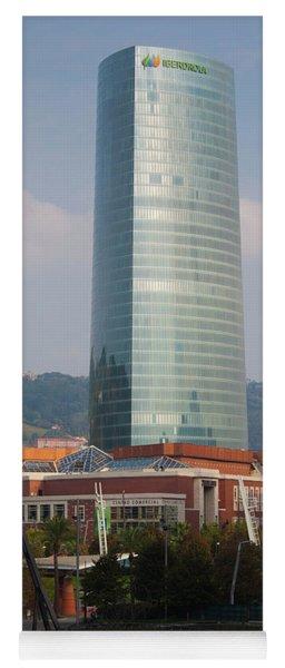 Modern Office Tower Designed By Cesar Yoga Mat