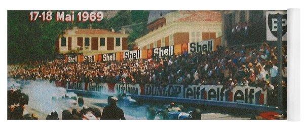 Monaco 1969 Yoga Mat