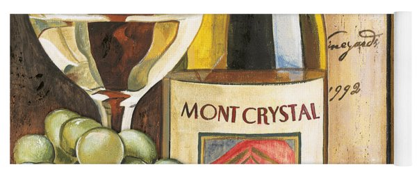 Mont Crystal 1988 Yoga Mat