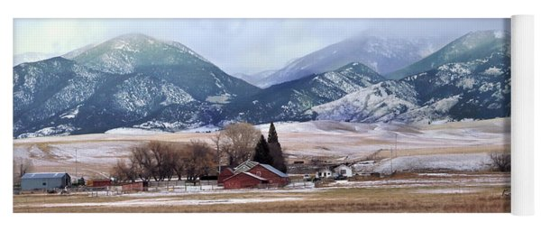 Montana Ranch - 1 Yoga Mat