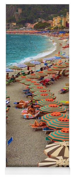 Monterosso Beach Yoga Mat