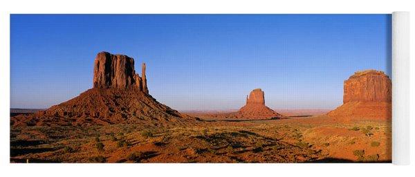Monument Valley Tribal Park, Navajo Yoga Mat