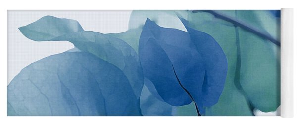 Moody Blues Bougainvillea Yoga Mat