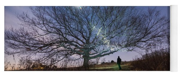 Moon Tree Yoga Mat