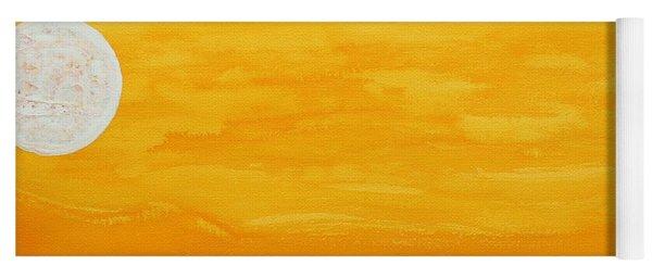 Moonshine Original Painting Sold Yoga Mat