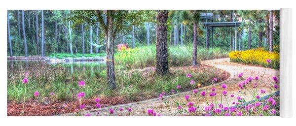 Moore Garden Stroll Yoga Mat