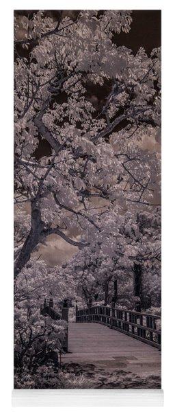 Morikami Gardens - Bridge Yoga Mat