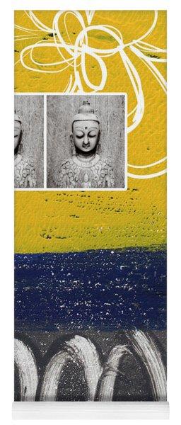 Morning Buddha Yoga Mat