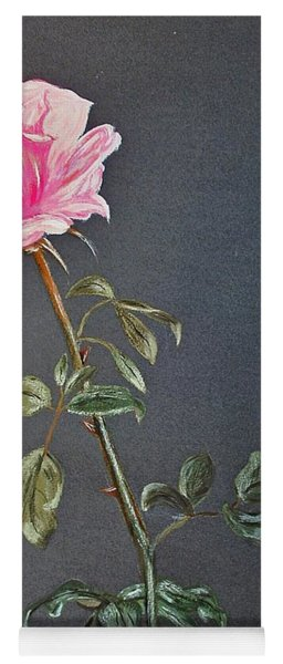 Mothers Rose Yoga Mat
