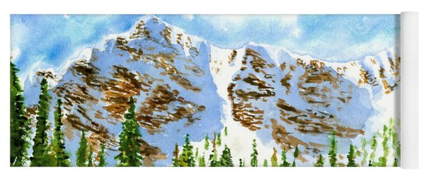 Mount Ogden Yoga Mat