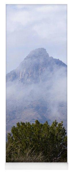 Mountain Cloaked Yoga Mat