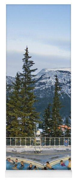 Mountain Paradise Yoga Mat