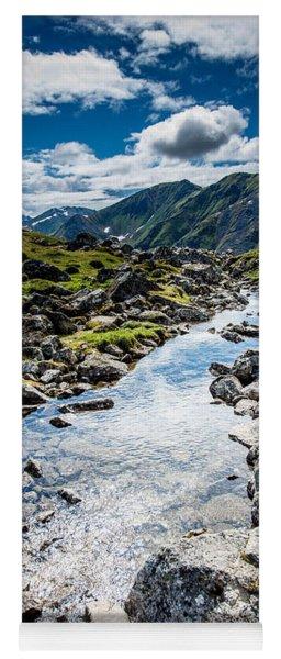 Mountain Stream Yoga Mat