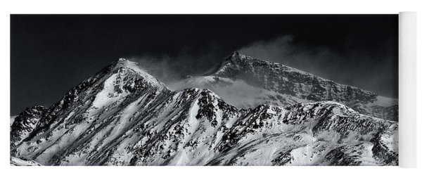 Mountainscape N. 5 Yoga Mat