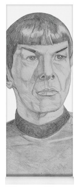 Mr. Spock Yoga Mat