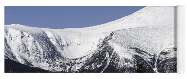 Mt Washington And Tuckerman's Ravine Yoga Mat