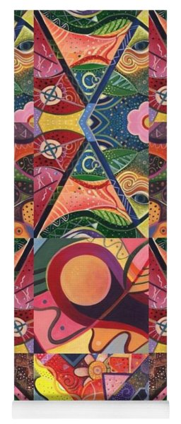 Much More Than A Face - A Joy Of Design Series Compilation Yoga Mat