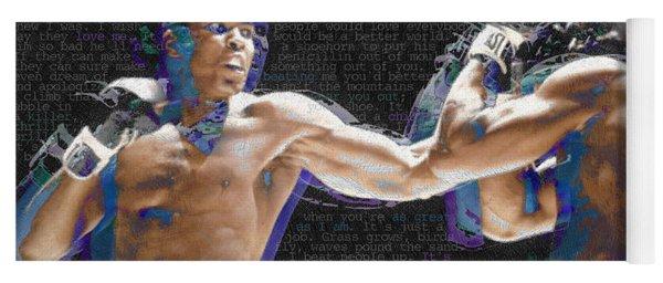 Muhammad Ali Yoga Mat