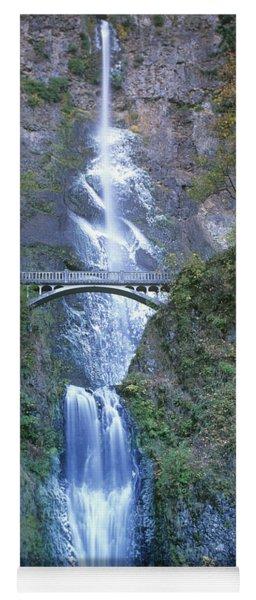 Multnomah Falls Columbia River Gorge Yoga Mat