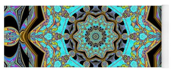Music And Soul Yoga Mat