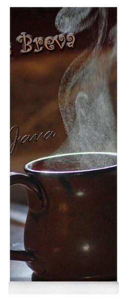 My Favorite Cup Yoga Mat