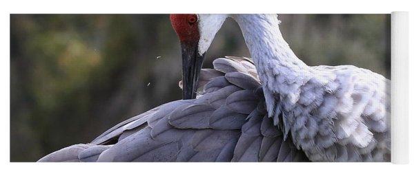 My Fine Feathered Friend Yoga Mat