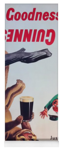 My Goodness-  My Guinness Yoga Mat