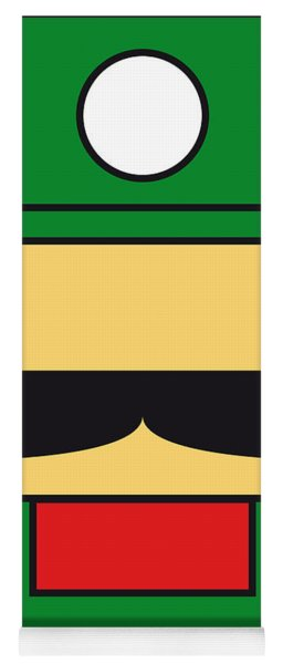 My Mariobros Fig 02 Minimal Poster Yoga Mat