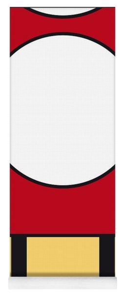My Mariobros Fig 05a Minimal Poster Yoga Mat