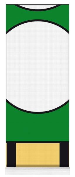 My Mariobros Fig 05b Minimal Poster Yoga Mat