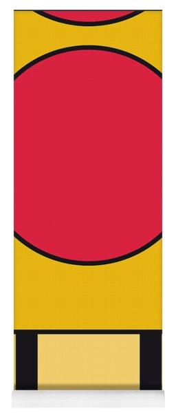 My Mariobros Fig 05c Minimal Poster Yoga Mat